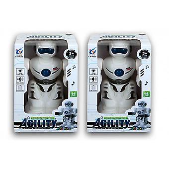 Roboter mit Licht- und 8778
