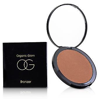The Organic Pharmacy Organic Glam Bronzer - # Bronzer Golden Bronze - 9g/0.31oz