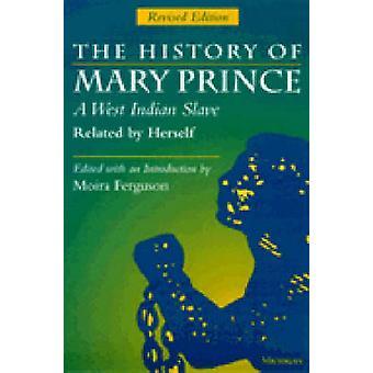 Historien om Mary Prince - en väster indisk slav - relaterade själv
