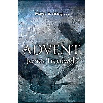 Advent - Advent Trilogy 1 James Treadwell - 9781444728460 Kirja