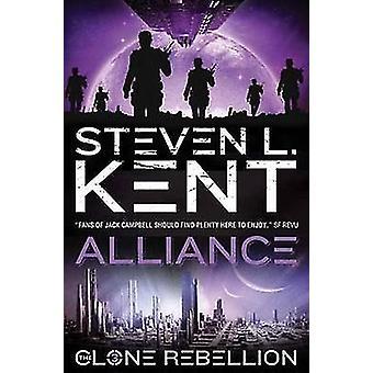 The Clone Rebellion - Bk. 3 - Clone Alliance by Steven L. Kent - 978178