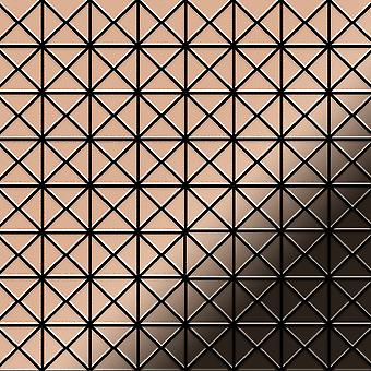 Metal mosaiikki kuparin seos Deco-CM