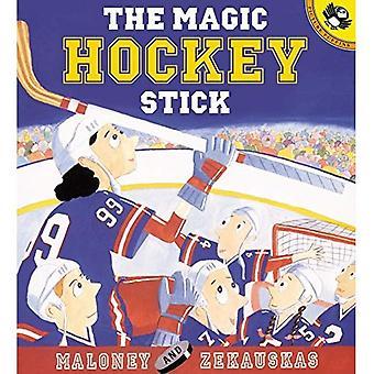 Die magische Hockeyschläger (Picture Puffin Books)