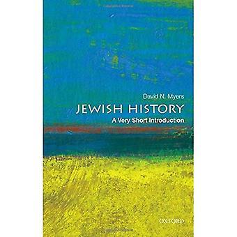 Jüdische Geschichte: Eine sehr kurze Einleitung (sehr kurze Einführungen)