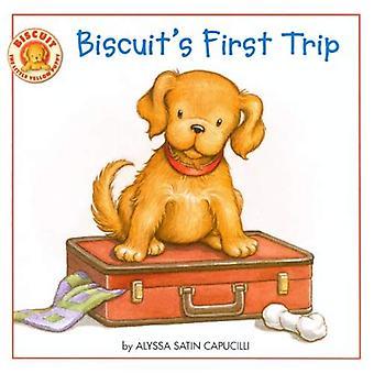 Primeira viagem de biscoito (Biscuit