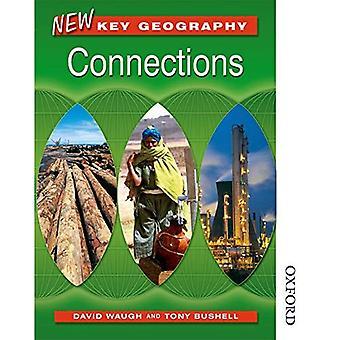 Nouvelle clé géographie connexions élèves livre: Connexions: livre de l'élève