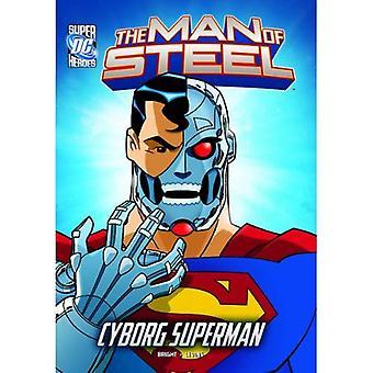 El hombre de acero: Superman Cyborg