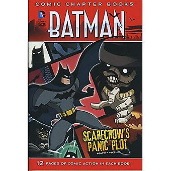 Scarecrows Panik Plot (Batman: Comic-Kapitel Bücher)
