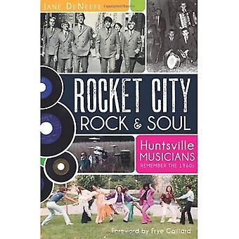 Rocket City Rock & alma: Huntsville músicos lembra a década de 1960