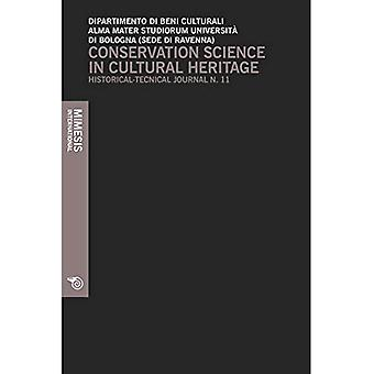 Conservation Science in Cultural Heritage (Review)