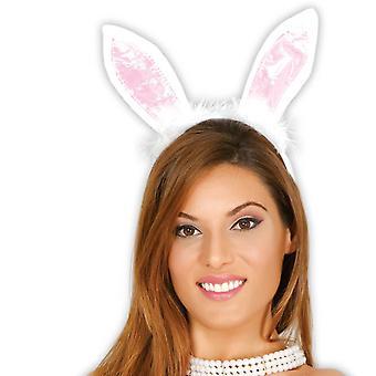 Womens coniglietta Tiara costume accessorio