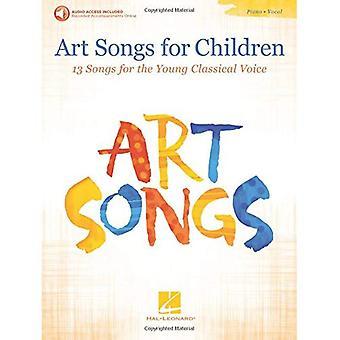 Kunst Songs For Children (boek/Audio)