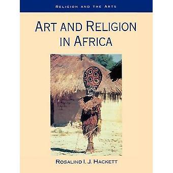 Kunst og Religion i Afrika af Holmgaard & Rosalind jeg.