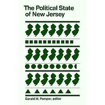 La política estado de Nueva Jersey por Pomper y Gerald M.