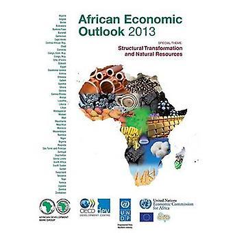 Africano Outlook 2013 estrutural transformação económica e recursos naturais pela OCDE