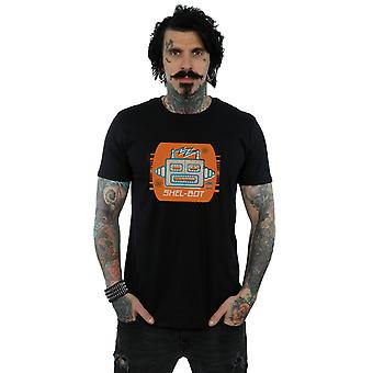 La théorie du Big Bang Shel-Bot icône T-Shirt homme