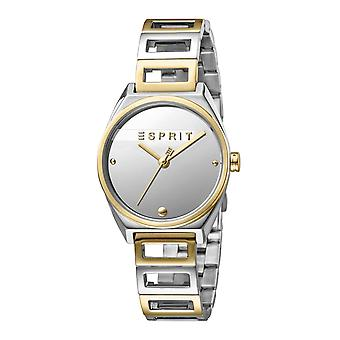 Esprit ES1L058M0045 Slice Mini TT Gold Silver Women's Watch