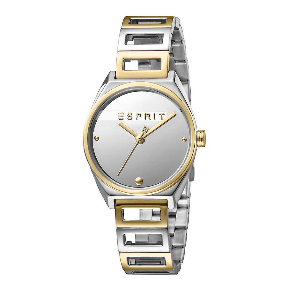 Esprit ES1L058M0045 Slice Mini TT Gold Silver Damenuhr