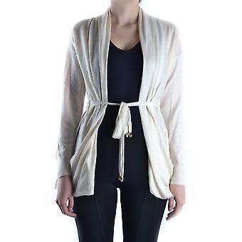 Massimo Rebecchi Ezbc214008 Women's White Cotton Cardigan
