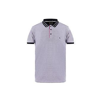 Weekend Offender Sacchettino Navy/white/fuschia Polo Shirt