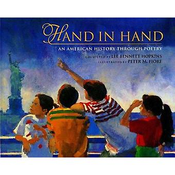 Hand in Hand  - An American History Through Poetry Book