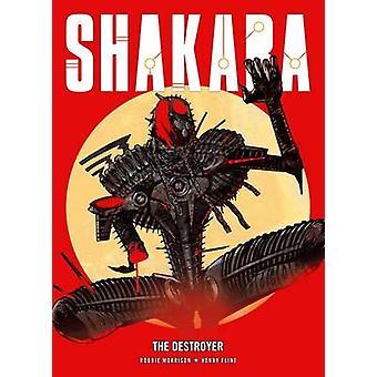 Shakara-jagaren av Robbie Morrison-Flint Henry-97817810803