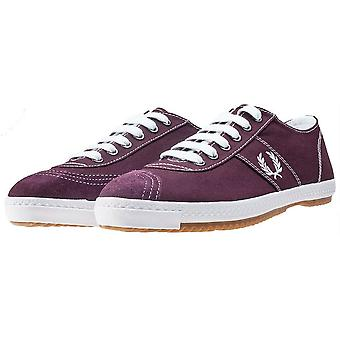 Fred Perry Table Tennis Canvas Plimsolls B6309-799