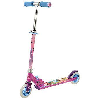 Disney Princess pliage en ligne Scooter