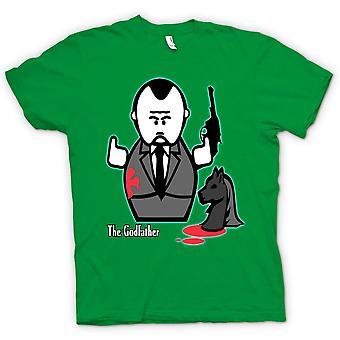 Kinder T-shirt - Pate - Mafia - Cartoon
