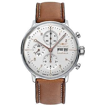 Iron Annie Bauhaus | Automatic | Chronograph | White Dial 5018-4 Watch
