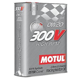 Motul 104239 Racing Engine Oil
