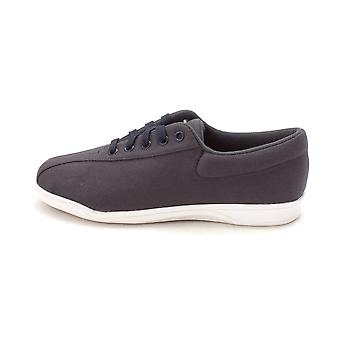 Easy Spirit Womens AP1 Leather Low Top Lace Up Fashion Sneakers