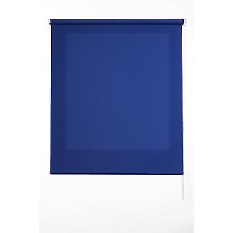 Storplanet Cobalt Blue Translucent Rolling Stucco (Accessories for windows , Blinds)