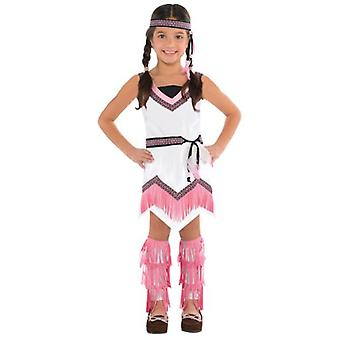 Amscan Native American Costume (Babies and Children , Costumes)
