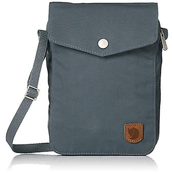 FJALLRAVEN Greenland Pocket Bag Messenger 22 centimeters Gray (Dusk)