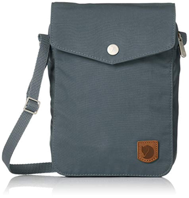 FJALLRAVEN Greenland Pocket Bag Messenger 22 centimeter grå (skymning)