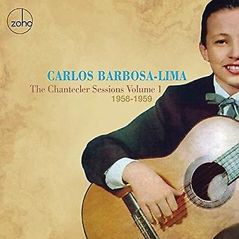 Bach, J.S. / Barbosa-Lima, Carlos - Chantecler Sessions Volume 1 (1958-1959) [CD] USA import
