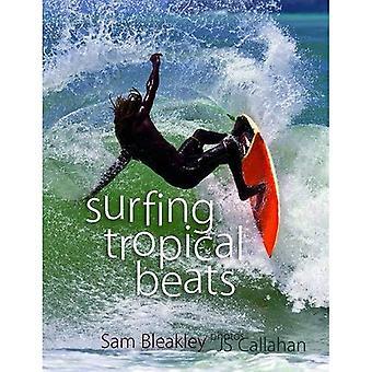 Surfen tropische beats