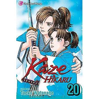 Kaze Hikaru - Volume 20 by Taeko Watanabe - 9781421535845 Book