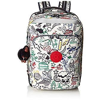Kipling COLLEGE UP Backpack - 42 cm - 32 liters - Multicolor (Doodle Play Bl)