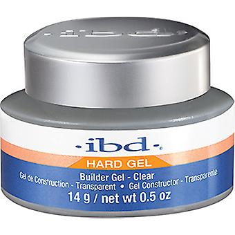 ibd Hard Gel LED/UV Builder Gel Clear 14g
