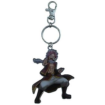 Key Chain - Fairy Tail - Natsu Pose Metal New ge48082