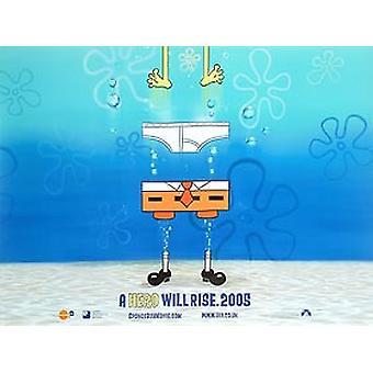 Spongebob Squarepants (Advance) (Double Sided) Original Cinema Poster