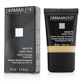 Dermablend Smooth Liquid Camo Foundation SPF 25 (Medium Coverage) - Natural (25N) 30ml/1oz
