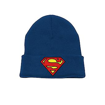 Superman-Logo Cap