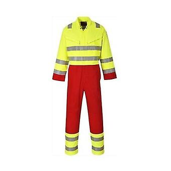 Portwest bizflame servicios coverall fr90