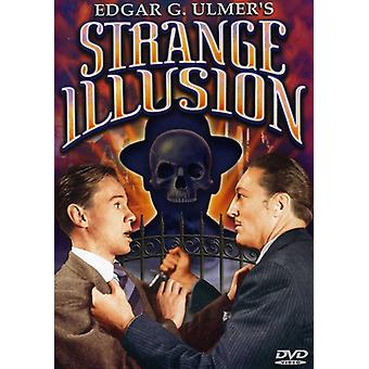 Strange Illusion [DVD] USA import
