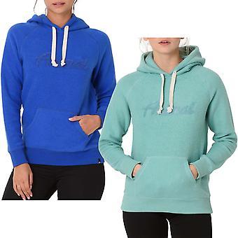 Animal Womens Sidewalk Long Sleeve Hoodie Hoody Sweatshirt Top