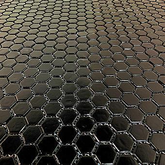 Mosaik D-sign Hexagon Svart