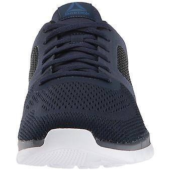 Reebok Herren PT PRIME RUN Canvas Low Top Lace Up Running Sneaker